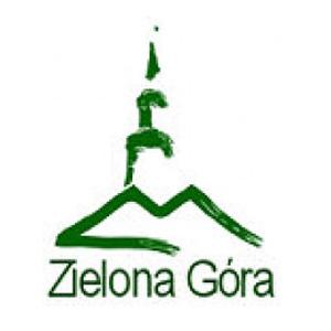 Znalezione obrazy dla zapytania zielona góra logo