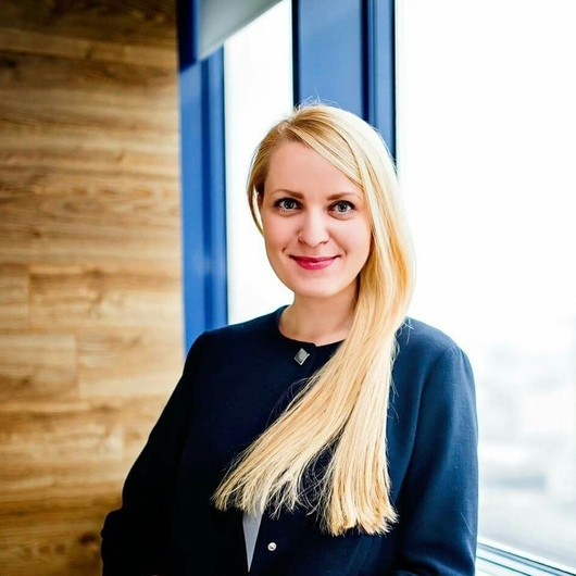 Joanna Szczesiak Hr Specialist Groupon Goldenlinepl