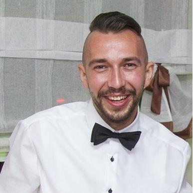 Mateusz Klimowicz Kucharz Pphu Gastronomik Goldenlinepl