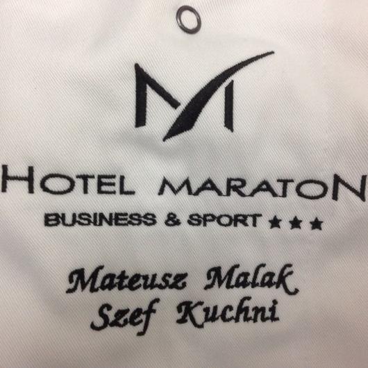 Mateusz Malak Szef Kuchni Hotel Maraton W Szamotulach