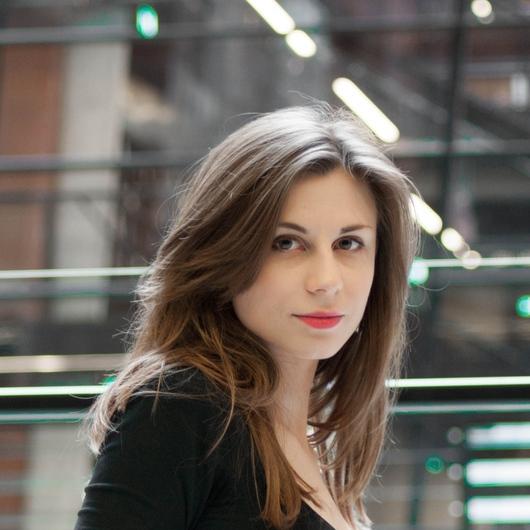yuliya rybalova - co-founder  vision-cv