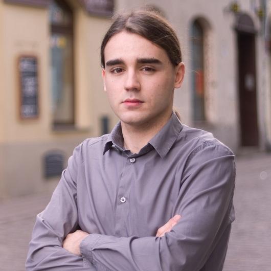 Mateusz Krzempek Automatyk Programista Alfa Poland