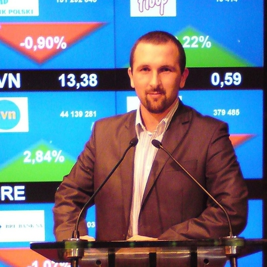 Krzysztof Hobgarski - Dyrektor oddziału, Heritage Real Estate