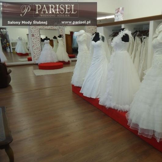 d0a768c7fe Salon Sukien Ślubnych Parisel Łuków - właściciel